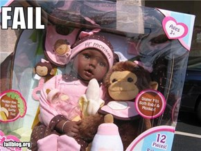 CLASSIC: Racist Toy