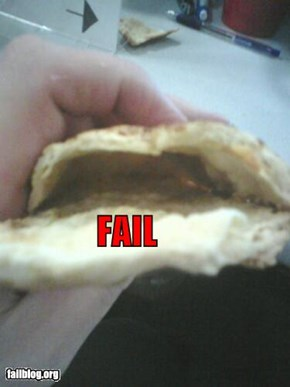 Hot Pocket FAIL