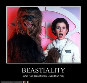B#*&TIALITY What Han doesn't know... won't hurt him.