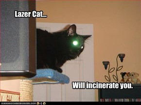 Lazer Cat...