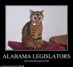 ALABAMA LEGISLATORS