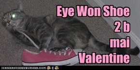 Eye Won Shoe 2 b  mai Valentine