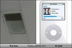 This Vent Totally Looks Like An Ipod