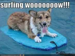 surfing wooooooow!!!