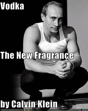 Vodka The New Fragrance by Calvin Klein