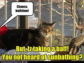 Sunbaff is good