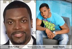 Chris Tucker Totally Looks Like Jason Derulo
