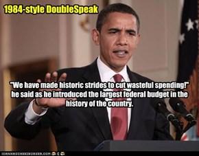 1984-style DoubleSpeak