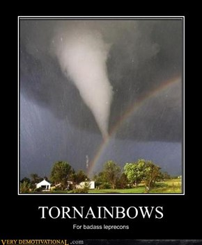 Sometimes Leprechauns Get Angry