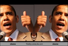obama Totally Looks Like obama