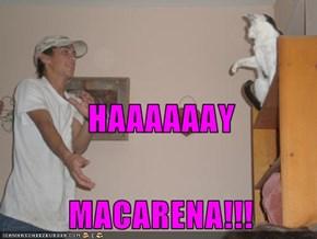 HAAAAAAY    MACARENA!!!