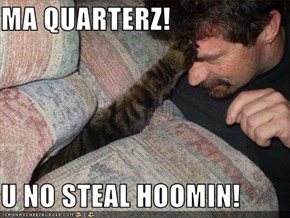 MA QUARTERZ!  U NO STEAL HOOMIN!