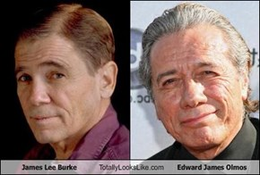 James Lee Burke Totally Looks Like Edward James Olmos