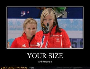 YOUR SIZE