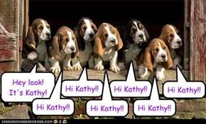 Hey look! It's Kathy!