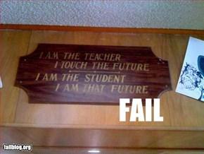Slogan Fail