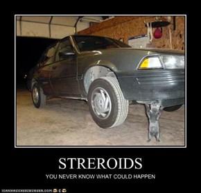 STREROIDS