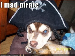 I mad pirate
