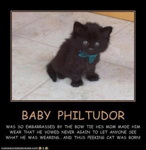 BABY  PHILTUDOR