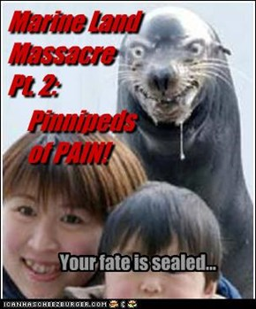 Marine Land  Massacre Pt. 2: