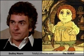 Dudley Moore Totally Looks Like The Hobbit