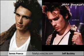 James Franco Totally Looks Like Jeff Buckley
