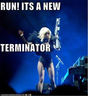RUN! ITS A NEW TERMINATOR