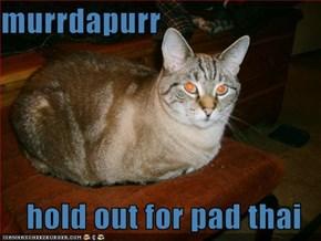 murrdapurr      hold out for pad thai