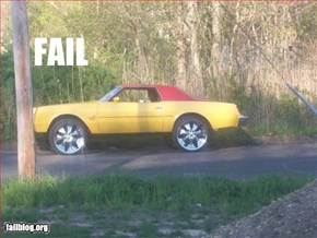 Pimped Out Fail