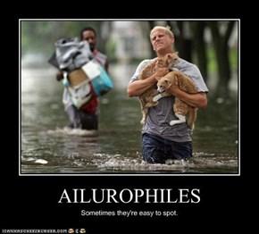 AILUROPHILES