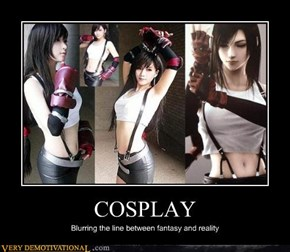 Tifa is Real?