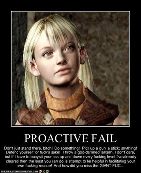 PROACTIVE FAIL