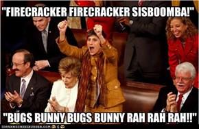 """""""FIRECRACKER FIRECRACKER SISBOOMBA!"""""""