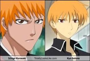 Ichigo Kurosaki Totally Looks Like Kyo Sohma