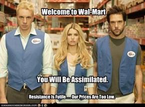 Wal-Mart Borgs