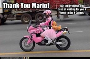 Thank You Mario!