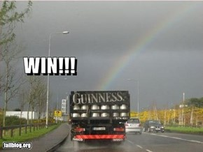Gloomy day WIN!