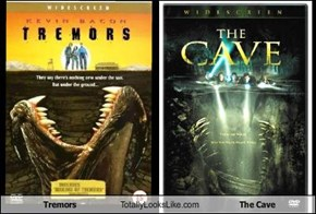 Tremors Totally Looks Like The Cave
