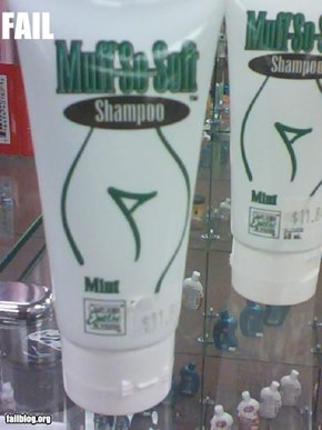 muff so soft shampoo