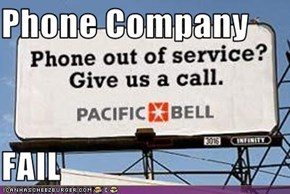 Phone Company   FAIL