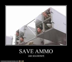 SAVE AMMO