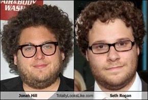 Jonah Hill Totally Looks Like Seth Rogan