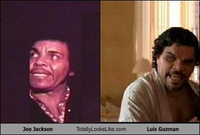 Joe Jackson Totally Looks Like Luis Guzman