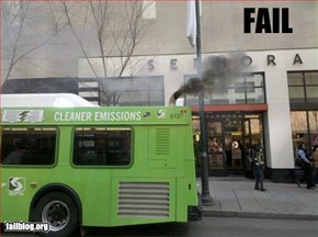 Green Bus Fail 1