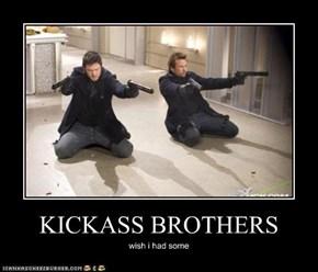 KICKASS BROTHERS
