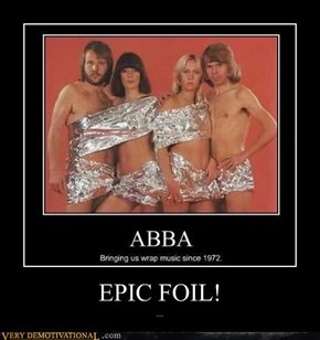EPIC FOIL!