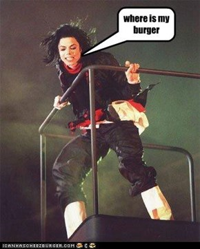 where is my burger