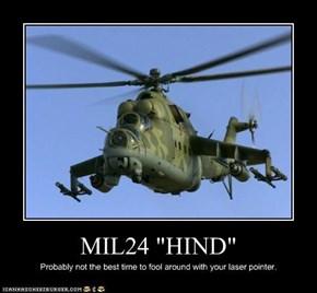 """MIL24 """"HIND"""""""