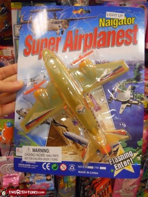 NAIGATOR SUPER AIRPLANEST