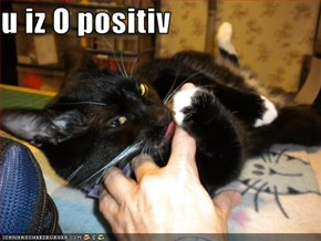 u iz O positiv